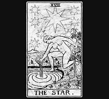 The Star Tarot Card - Major Arcana - fortune telling - occult T-Shirt