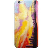Sydney Harbour Sunset iPhone Case/Skin