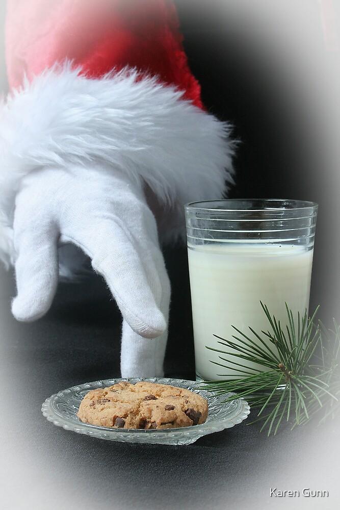 ~ Santa's Snack ~ by Karen Gunn