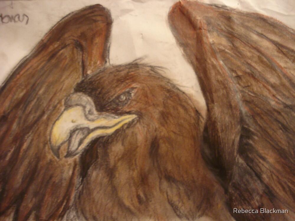 The Eagle by Rebecca Blackman