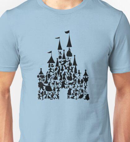Castle of dreamers Unisex T-Shirt