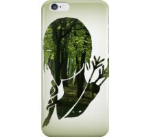 Katniss Everdeen in the Woods iPhone Case/Skin