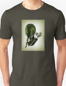Katniss Everdeen in the Woods Unisex T-Shirt
