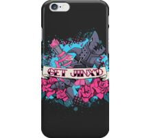 Get Jinx 'd tatto style iPhone Case/Skin