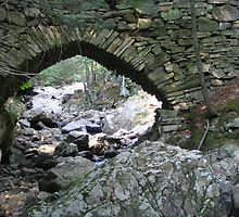 keystone bridge by Shelley Durham
