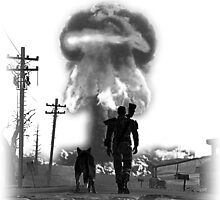 Fallout Wasteland A-Bomb Design by CaptainBumBum