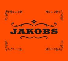 jakobs black design borderlands  by CaptainBumBum