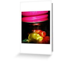 More within a Jar Greeting Card