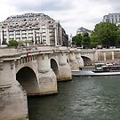 Paris: Pont Neuf by David Mapletoft