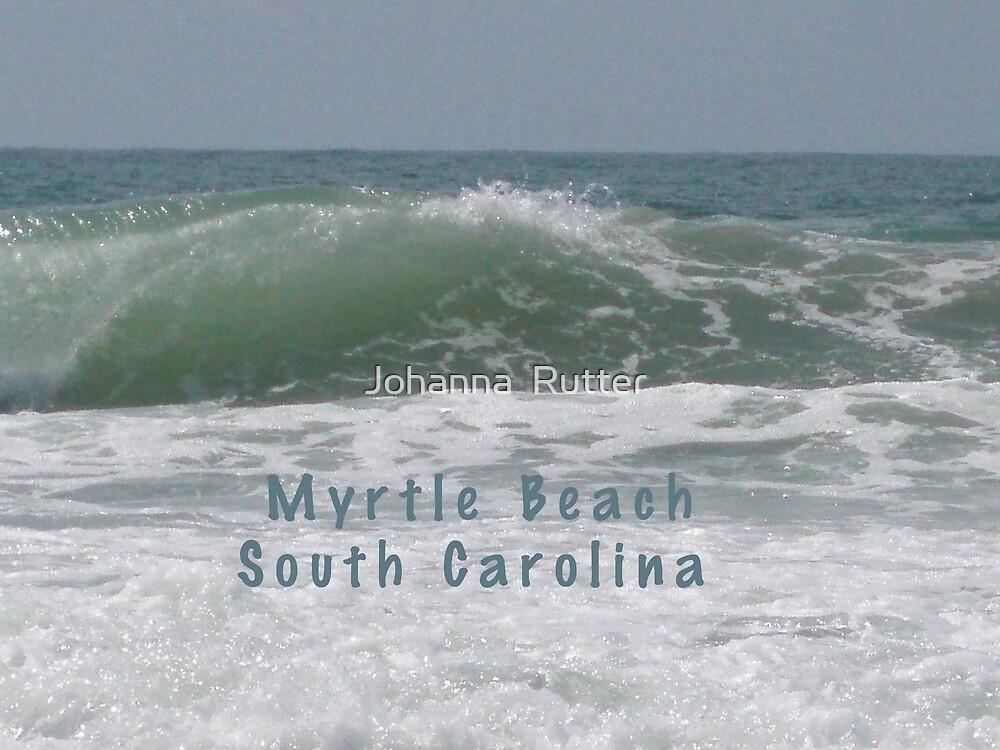 myrtle beach south carolina by Johanna  Rutter