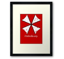 Umbrella Corp. Framed Print