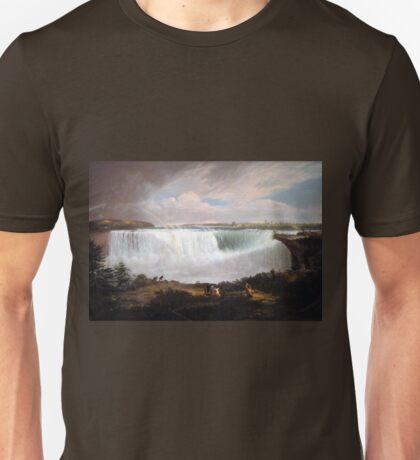 Alvan Fisher General View of the Falls of Niagara Unisex T-Shirt