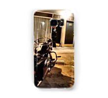 Route 66 Motel and Harley Davidson  Samsung Galaxy Case/Skin