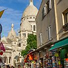 Paris: Montmartre  by David Mapletoft