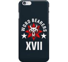 Word Bearers XVII - Warhammer iPhone Case/Skin