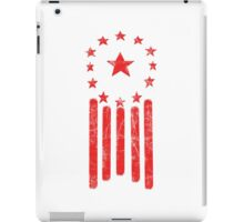 Old World America Flag [RED] iPad Case/Skin
