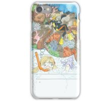Octopus Attack iPhone Case/Skin