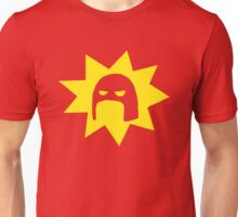 The Crimson Bolt Unisex T-Shirt