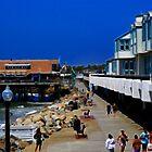 Redondo Beach by Karen Checca