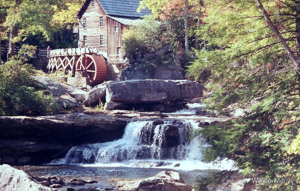 Babcock West Virginia by William Morris
