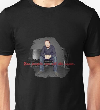 Bill Burr - You People Are All The Same - Comedy Special Unisex T-Shirt