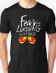 Fear And Loathing In Las Vegas Unisex T-Shirt