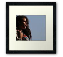 Tairne Williams Framed Print
