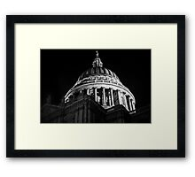 The Ghost of St Paul Framed Print