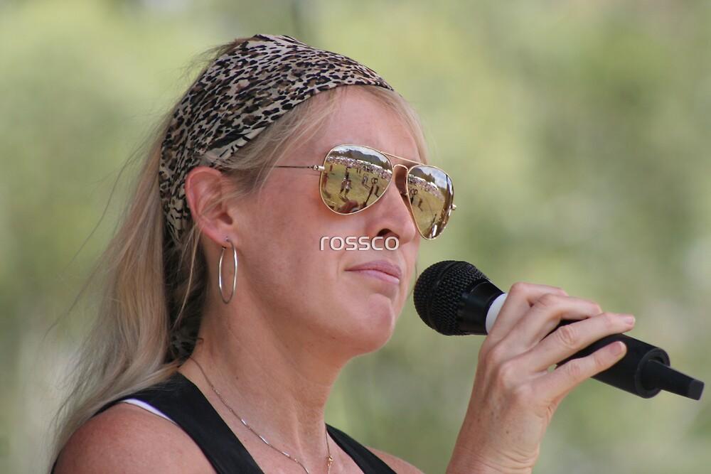 Bonnie J Jenson Live  by rossco