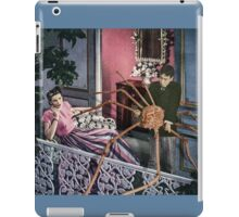 Musaphonic Serenade with Crab iPad Case/Skin