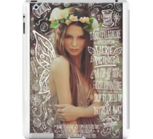 faeriepictures - the-dress-up-box iPad Case/Skin