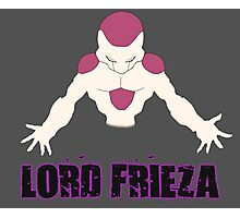 Lord Frieza Photographic Print