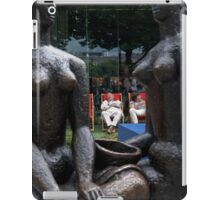 Art and Leisure on the Southbank iPad Case/Skin