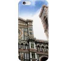 View of the Duomo iPhone Case/Skin