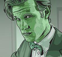Doctor Who by mark-lambert