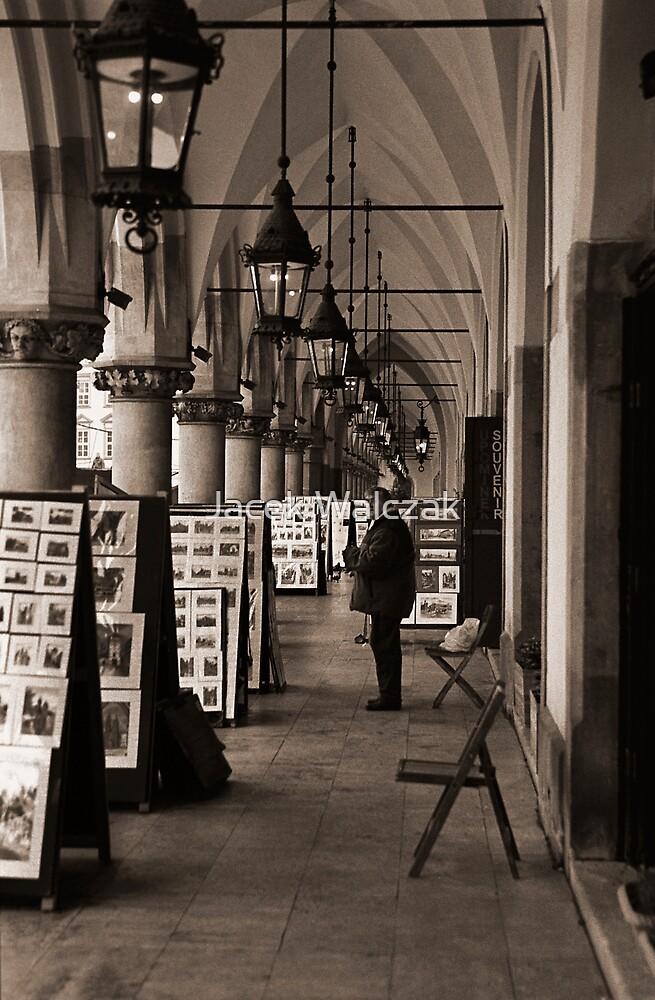 Krakow Arcade by Jacek Walczak