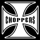 Chopper Maltese Cross Design by Sookiesooker