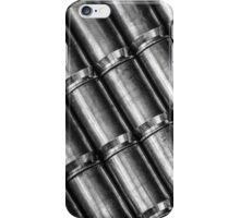 45 Brass #1 (Black & White) iPhone Case/Skin