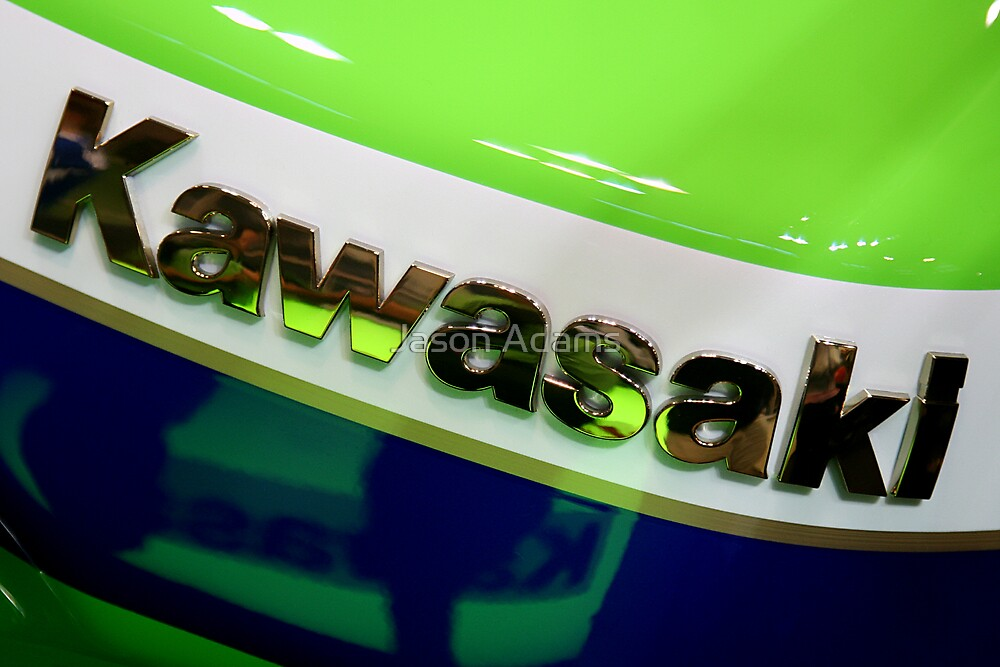 Green Monster by Jason Adams