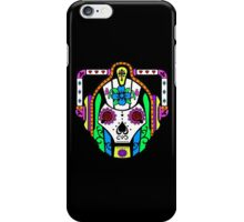 Cybermen Sugarskull iPhone Case/Skin