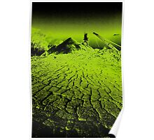 Depleted Earth Poster