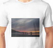 Riders sunset Unisex T-Shirt