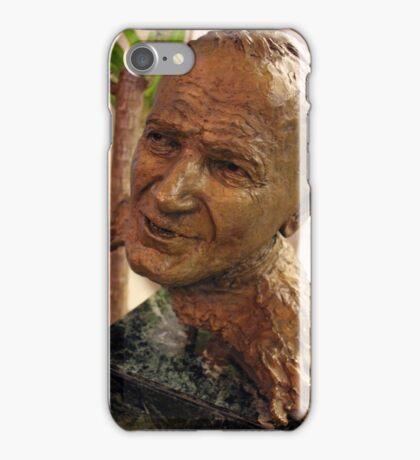 Pope John Paul II In St. Matthew's Cathedral -- 1 iPhone Case/Skin