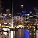 Darling Harbour, Sydney, Australia by Clayton Haynes