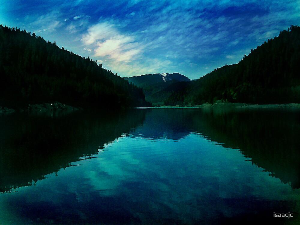 Hills Creek Oregon by isaacjc