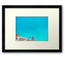 Near Saint Nicholas Island, Turkey 2006 Framed Print