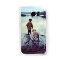 Boy and his Dog Samsung Galaxy Case/Skin