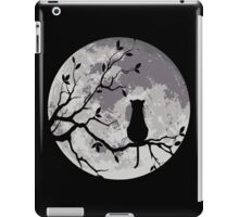 The Cat And The Moon iPad Case/Skin