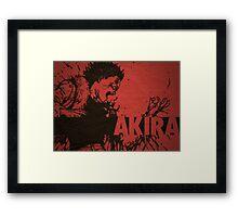 Akira - Tetsuo Framed Print