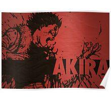 Akira - Tetsuo Poster